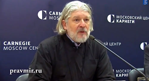 Отец Алексий Уминский, Центр Карнеги