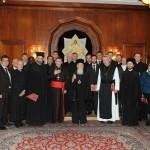 Друзья Ратцингера посетили Патриарха Варфоломея