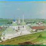 Пятницкая церковь в Старице фотография Прокудина — Горского 1910-е гг