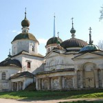 Пятницкая церковь в Старице. Реставрация В. И. Якубени 1970-е гг.