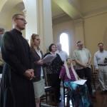 Публичная Проскомидия в Американской автокефальной церкви