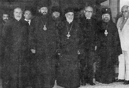 27 августа - 4 сентября - заседание Смешанной православно-лютеранской комиссии в Эспоо, Финляндия.