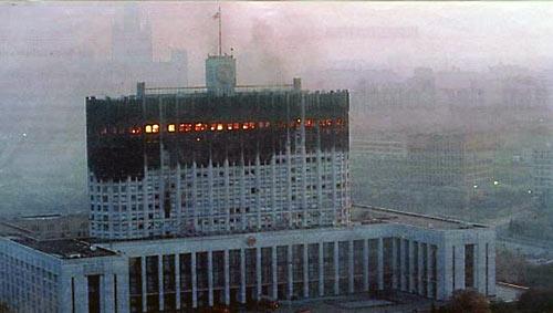 1993 г. Москва. Расстрел Парламента. Протоиерей Владимир Переслегин