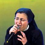 Католическая монахиня Кристина Скучча на телешоу «Голос».