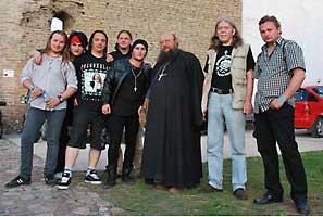рок-миссионерство. Хронология. 2-ой международный байкерский фестиваль «Narva Bike 2009» в Нарве.