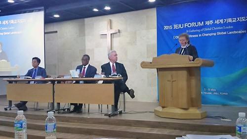 Глобальный форум и российские экуменисты