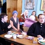 агапа в Полтавской семинарии