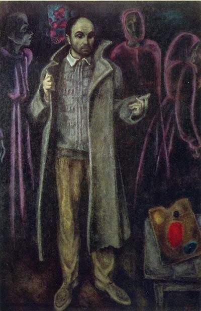 Виктор Попков. Шинель отца. 1972