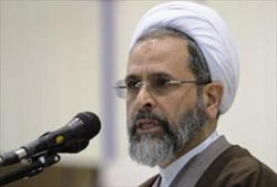 Али Реза Арафи, ректор иранского университета Аль-Мустафа