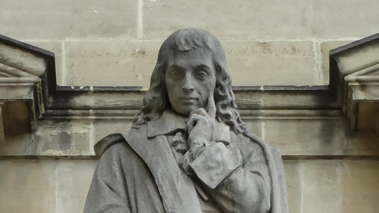 Статуя Паскаля.