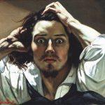 «Отчаянный». Картина Гюстава Курбе (Le Désespéré), ок. 1843–45.