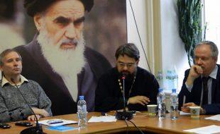 О. Димитрий Сафонов в свете идей аятоллы Хомейни.