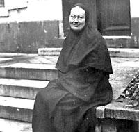 Мать Мария Скобцова. 1932-33 гг.