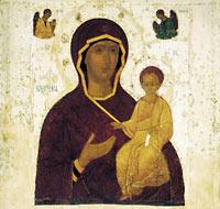 Проповедь в день празднования Смоленской иконы Божией Матери
