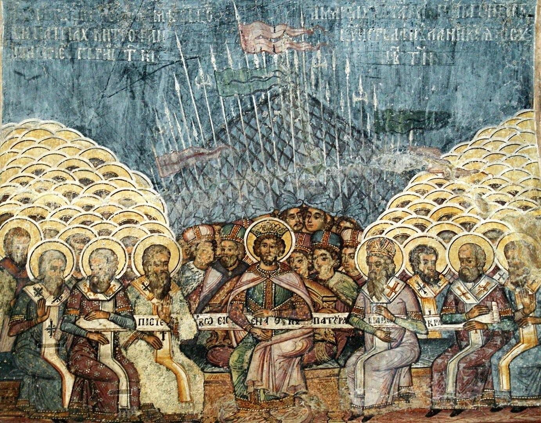 Грех христианского разделения