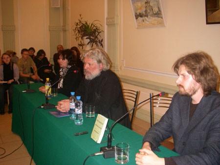 О. Алексий Уминский и философия абсурда