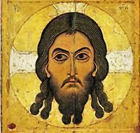 Мы лобызаем икону вочеловечения Христова, не потому что можем или изобразить неизобразимое, но потому что Господь Иисус Христос стал видимым в Воплощении.