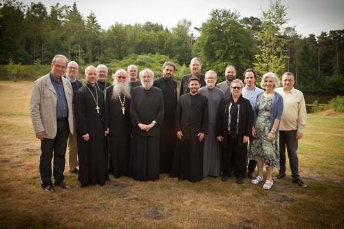 Закрытое православное совещание в Амстердаме по вопросам морали