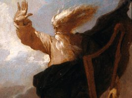 Бенджамин Уэст. Бард (1778).