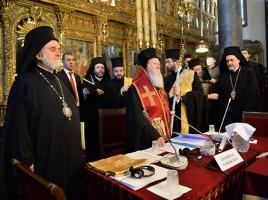 Митр. Иоанн Пергамский и Патриарх Варфоломей возглавили подготовку к Восьмому Вселенскому Собору.