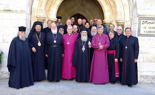 Сессия праздных православно-англиканских разговоров