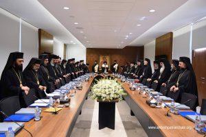 Антиохийская Церковь отказалась от участия в Соборе