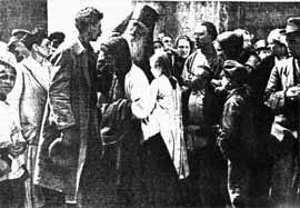 Антонин Грановский с последователями.