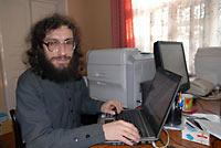 """Диакон Дмитрий Асратян, редактор портала """"Патриархия.ru"""""""