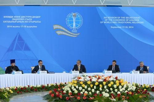 Православные в глобальном диалоге религий