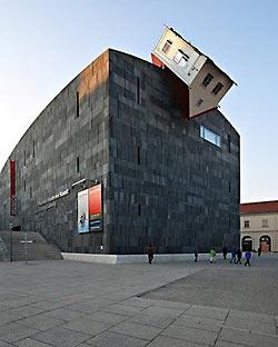 Австрия. Архитектура постмодерна