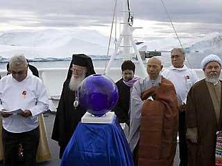 """Патриарх Варфоломей I: """"молитва о планете"""" в Арктике"""