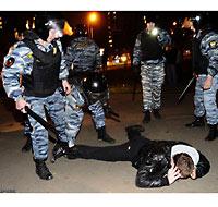 Убийство Егора Щербакова и события в Бирюлево 13-14 октября 2013 года.