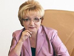 Депутат Ольга Борзова.
