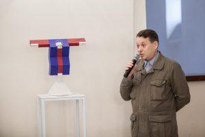 Виктор Вотский и его кощунственная скульптура.