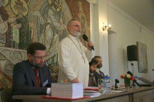 Сектантская конференция в Подмосковье