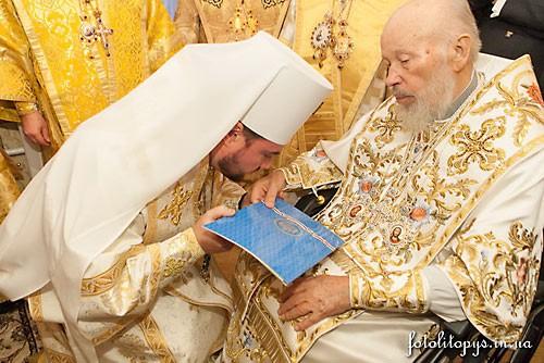 Александр Драбинко возведен в сан митрополита