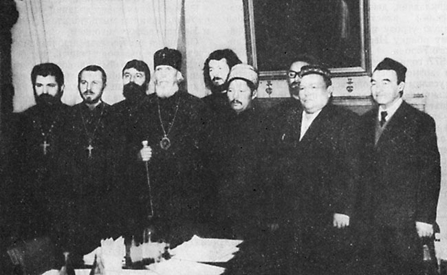 Православно-исламский диалог в СПбДА.