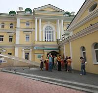 Сектанты посетили Екатеринбургскую семинарию