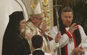 Экуменическое моление в римской базилике