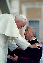 Православным рассказали о папе и Джуссани