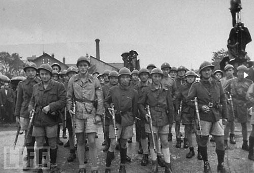 Расстрел коллаборационистов в Гренобле 2 сентября 1944 года