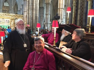 Неформальные православно-англиканские переговоры