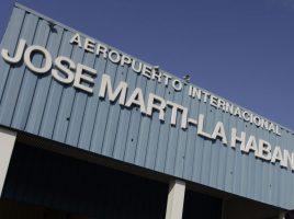 Аэропорт им. Хосе Марти в Гаване.