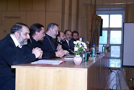 Актовый день СФИ. 2 декабря 2007 г. о. Карпенко, Димитрий Владимирович