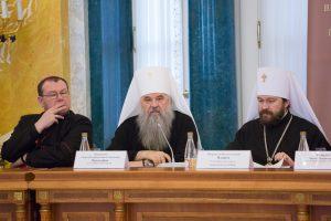 Экуменический пленум в Константиновском дворце