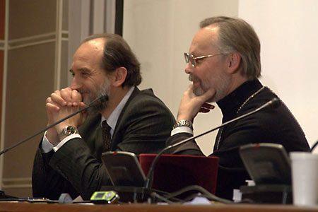 О. Георгий Кочетков и Копировский, Александр Михайлович