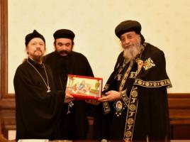 Прямой диалог Русской Церкви с монофизитами
