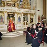 Униатский собор в Кошице. Октябрь 2013 г.