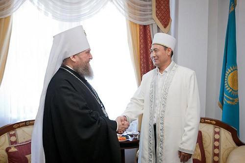 Курбан-Байрам - поток православных поздравлений
