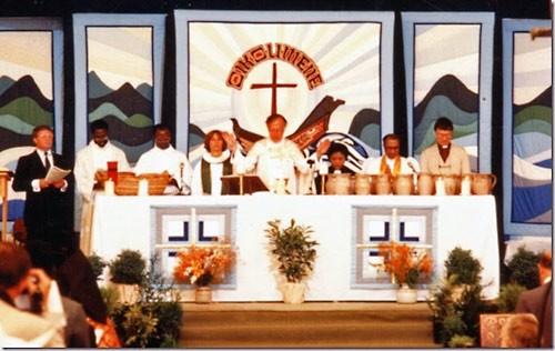 Движение «литургического обновления». Лимская литургия